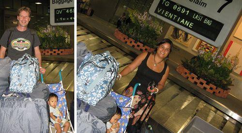 Last bag vientiane