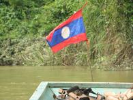 Lao_vlag